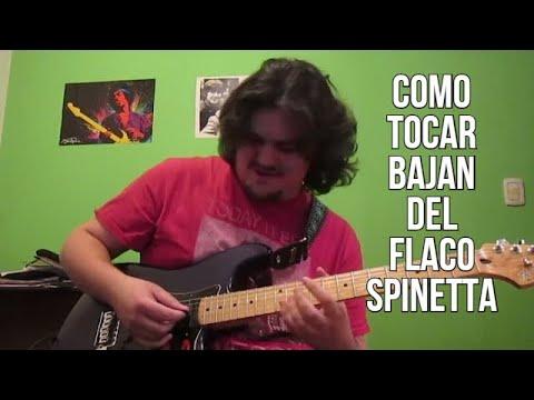 Como Tocar Bajan de Spinetta - YouTube