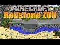 JO stirbt 50 Mal! Hrhrhr! - Minecraft Redstone Zoo #38