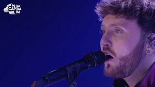 James Arthur – 'Safe Inside' (Live At The Jingle Bell Ball 2017)