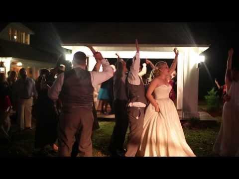 Rachel + Joseph Sharp Wedding Highlights
