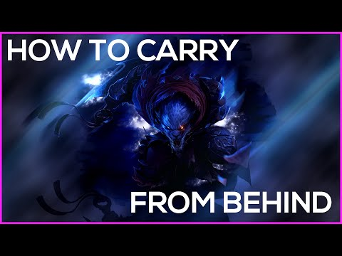 Carrying From Behind With Rengar | ScrubNoob