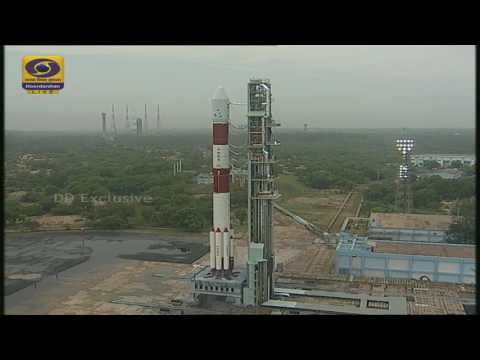 The Launch of PSLV – C35/SCATSAT – 1 Mission - LIVE
