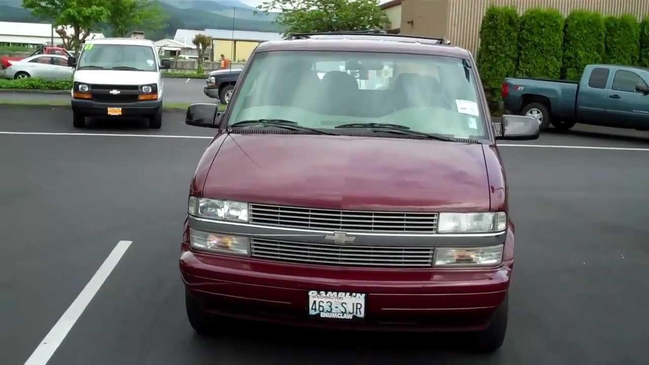 All Chevy 2004 chevy astro : 2004 Chevrolet Astro Van Art Gamblin Motors Tim Smitty Smith ...