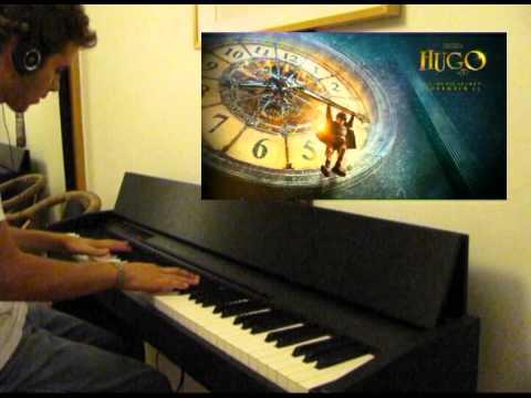 Howard Shore - Ashes (Hugo OST), piano
