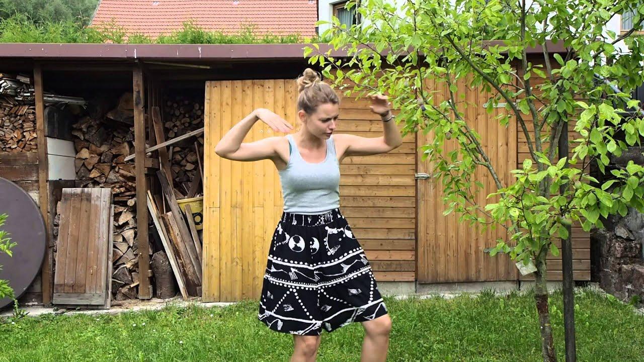 Dance Workout: Der Apfelkuchen Dancemove