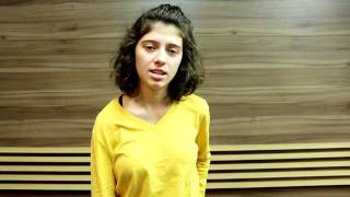 A Escola do Legislativo mudou a minha vida - Jady de Araújo
