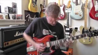 Gibson Sg 61 Custom Shop   Guitar Music