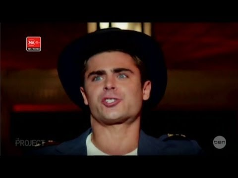 Zac Efron admits 'Taylor Swift was his BEST .......' Australian Tv Interview