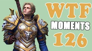 Heroes of The Storm WTF Moments Ep.126