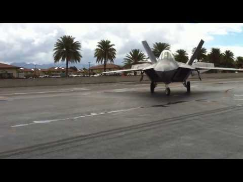 F22 Arrival Ceremony at Hickam AFB