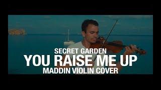 YOU RAISE ME UP - MADDIN (VIOLIN COVER)