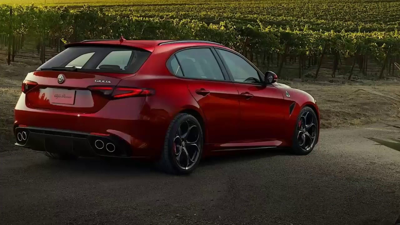 Alfa Romeo Giulia Quadrifoglio Cars That Could Become
