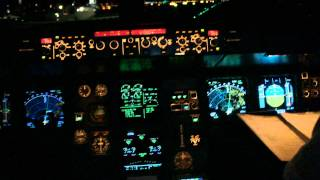 swiss international air lines takeoff at the cockpit in copenhagen a321 111 hb ioh
