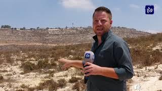 قرى جنوب نابلس تعاني ويلات مستوطنة إيتسهار (16/8/2019)