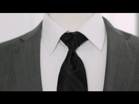 How to tie a merovingian necktie knot neckties bow ties youtube how to tie a merovingian necktie knot neckties bow ties ccuart Image collections