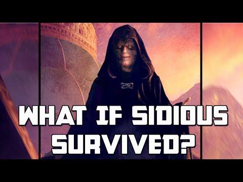If Darth Sidious Survived: Star Wars Rethink
