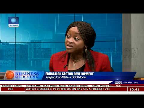 Examing The Impact Of Oyo Govt's Policy On Education Pt.1 |Business Morning|