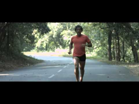 """The runner is already within you!"" - Milind Soman + mobiefit RUN"