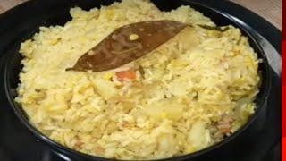 కిచిడి ని ఇలాగ చెయ్యండి చికెన్ బిరియాని కన్నా సూపర్ ఉంటుంది | Spicy Chiken Biriyani | CrazyRecipes thumbnail