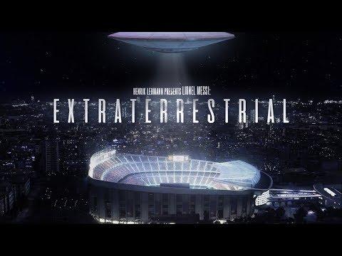 Lionel Messi: Extraterrestrial | Teaser Trailer #2