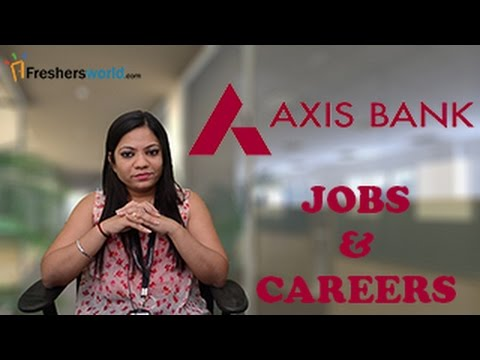 AXIS Bank Recruitment Notification 2016 - Private Bank jobs PO, Clerk, Exam dates & results.