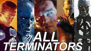 ALL Terminators & Hybrids Explained