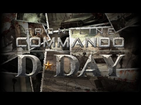 Frontline Commando: D-Day - Universal - HD Gameplay Trailer