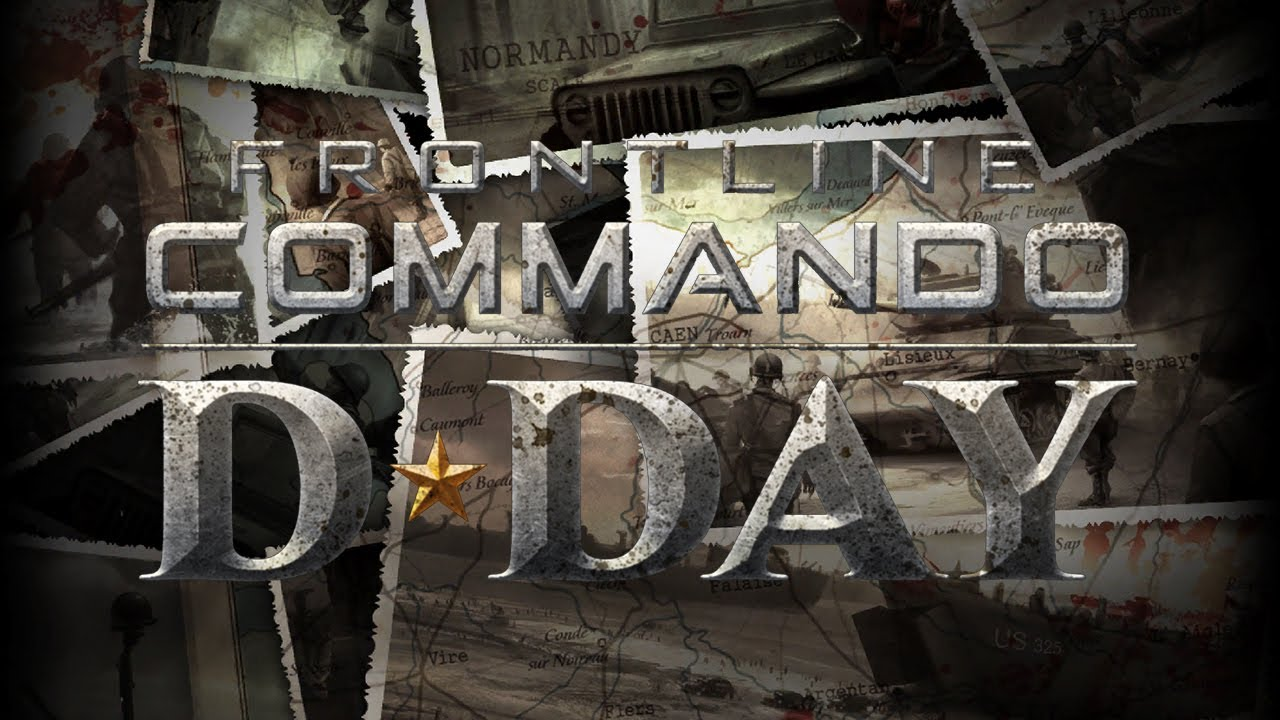 Frontline Commando D Day Universal Hd Gameplay Trailer Youtube
