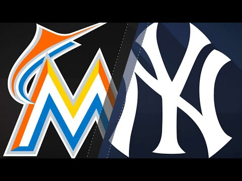 Realmuto, Garcia lead Marlins past Yankees - 4/17/18