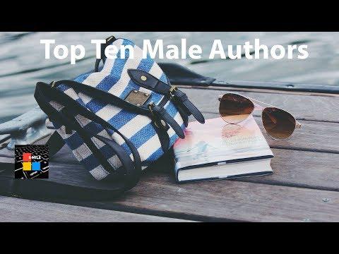 Top Ten Male Authors