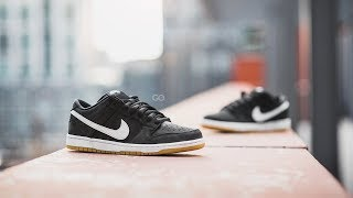 "Nike SB Dunk Low Pro ""Orange Label"" (Black): Review & On-Feet"