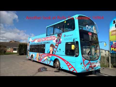 Best of Skegness Buses 16 April 2016