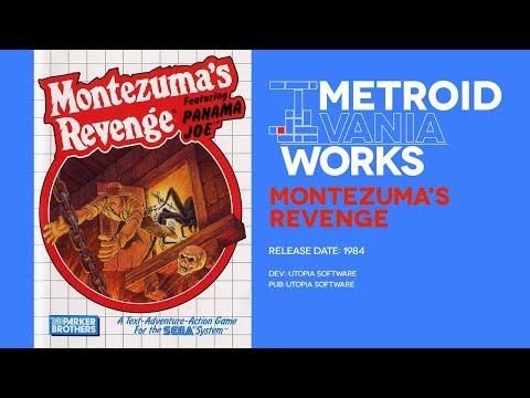 Metroidvania Works #06: Montezuma's Revenge [Utopia/Parker Bros., 1983] That funky funky flow