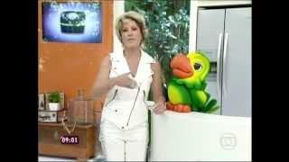 Dieta Dukan - Dicas com Ana Maria Braga