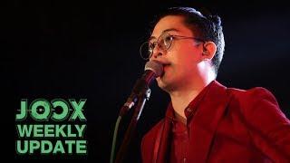 แม็กซ์-เจนมานะ-live-รายการ-joox-weekly-update-2-08-18
