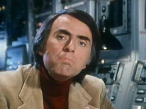 Carl Sagan - Cosmos - Drake Equation