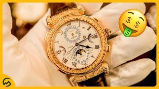TOP 10 DUURSTE HORLOGES! ⌚💰