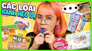 Kẹo trân châu Socola và 100 loại kẹo kì lạ của Misthy || BONUS STAGE