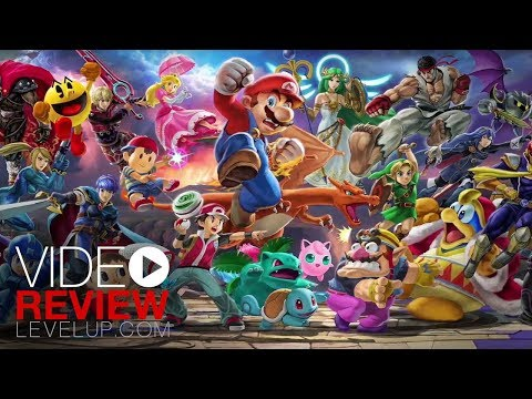 Super Smash Bros. Ultimate: Reseña thumbnail