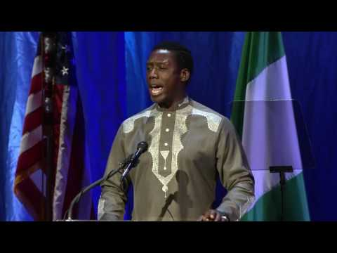 I AM A NIGERIAN Poem by Nkiru Asika Performed by famous hollywood actor Hakeem KaeKazim