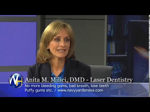 Dr. Anita Milici - Laser Dentistry (long) - Philadelphia PA - with Randy Alvarez