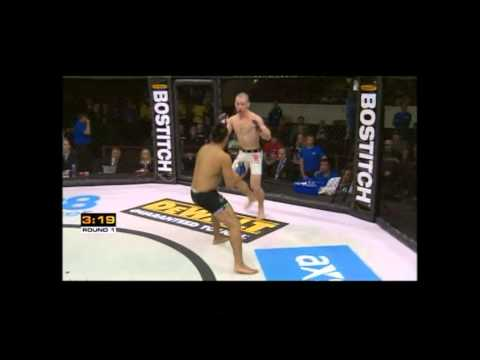 Joel Paquette vs Allan Wilson - Score Fighting Series