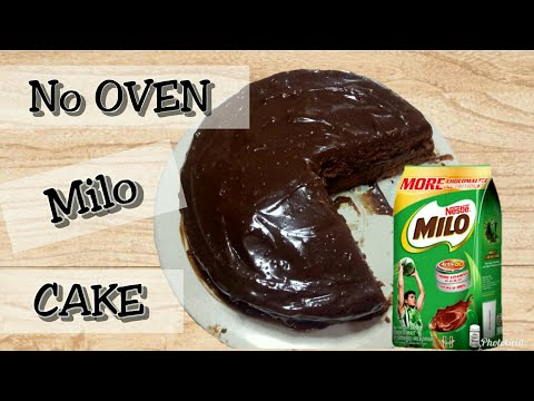 how-to-make-milo-cake-without-oven-|-no-oven-milo-cake-|-mommy's-joy