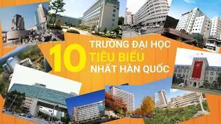TOP 10 trường đại học Hàn Quốc tốt nhất cho sinh viên Việt Nam - JEVN