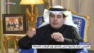 لقاء مع وزير الثقافة والإعلام السعودي عادل الطريفي