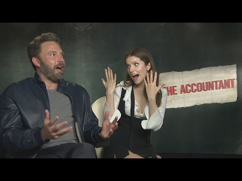 Ben Affleck and Anna Kendrick number crunch for The Accountant