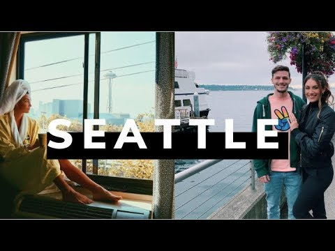 WHERE TO EAT, DRINK + STAY IN SEATTLE