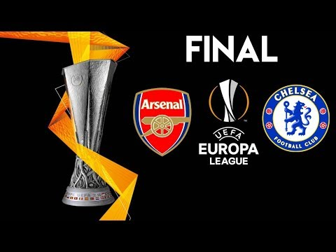 Arsenal Vs Chelsea Uefa Europa League Final 2019 Youtube