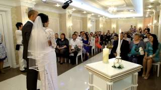15.05.2015. Торжественная регистрация брака Сергея и Екатерины