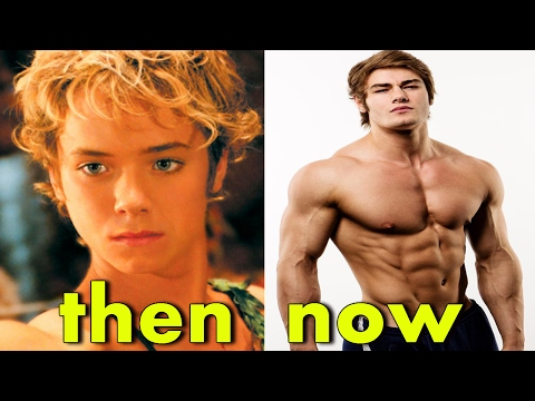 peter pan then and now 2016  peter pan full movie cast  top10 by lynda